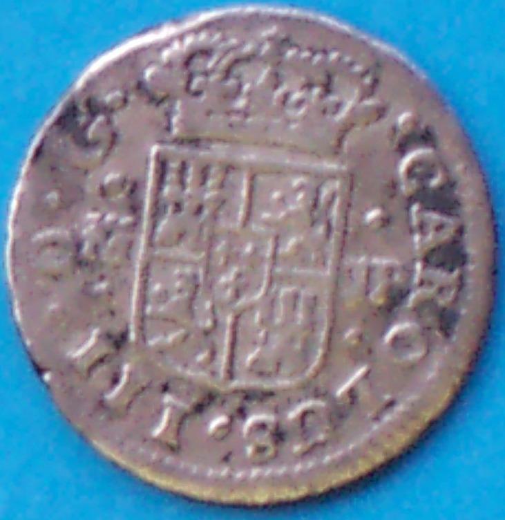 El real de vellón - Monedas españolas